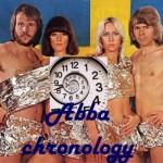 Chronology – Abba