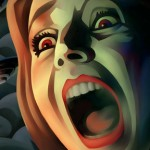 Horror Clips from Scarey Movies
