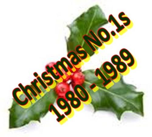Christmas No1s 1980-1989