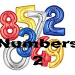 Numbers 2