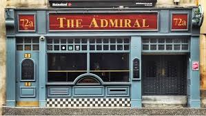 The Admiral, Glasgow, Tuesday tea time quiz