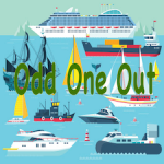 Odd One Out – Forms of Marine Transport