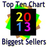 2013 Top Ten Best Selling Songs