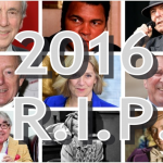 2016 Famous Deaths (Jan-Dec)
