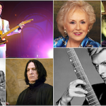 2016 Famous Deaths Jul-Dec
