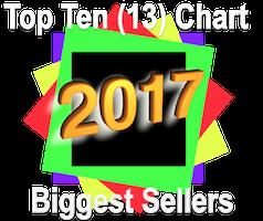 2017 Top Ten Best Selling Songs