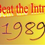 Beat the Intro – 1989