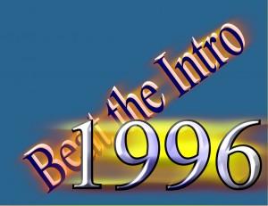 Beat The Intro – 1996