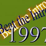 Beat the Intro – 1997