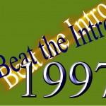 Beat the Intro – 1997