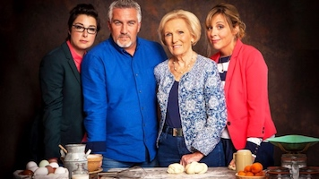 Bake Off – bye bye