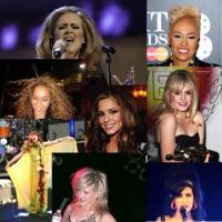 Best of British Female Singers pt1