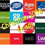 Christmas TV Ads 2016