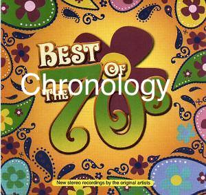 Best Selling Songs of the 70s – Chronology