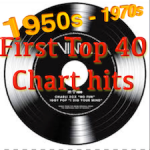 Debut Top 40 Chart Songs (50s/70s)