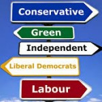Election 2015 – who's talking politics?