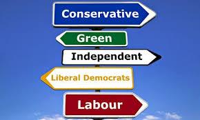 Election 2015 – who's talking politics?