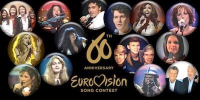 Eurovision Winning Countries