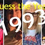 Guess the Year – 1993