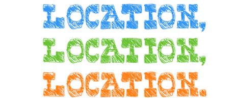 Location, Location 50s – 80s
