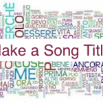 Make a Song Title – Aretha Franklin