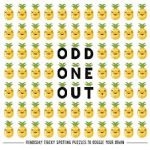 Odd One Out – Threes