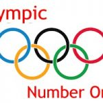 Olympics Number Ones
