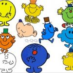 Spot the Connection – Mr Men Characters!