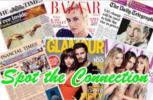 Spot the Connection – UK Publications