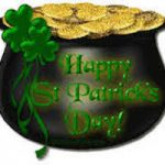 St Patrick's Day – spoken