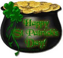 St Patrick's Day – spoken