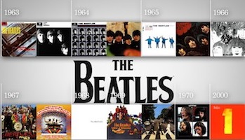 The Beatles – covers