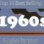 Top Selling 60s Hits by Year