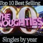 Top Selling Noughties Hits by Year