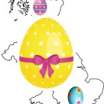 The UK Easter Egg Trail