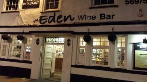 Eden Wine Bar, Grantham monthly quiz @ Eden WIne Bar | Grantham | England | United Kingdom