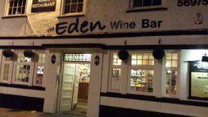Eden Wine Bar, Grantham monthly quiz @ Eden WIne Bar | Grantham | England | United Kingdom