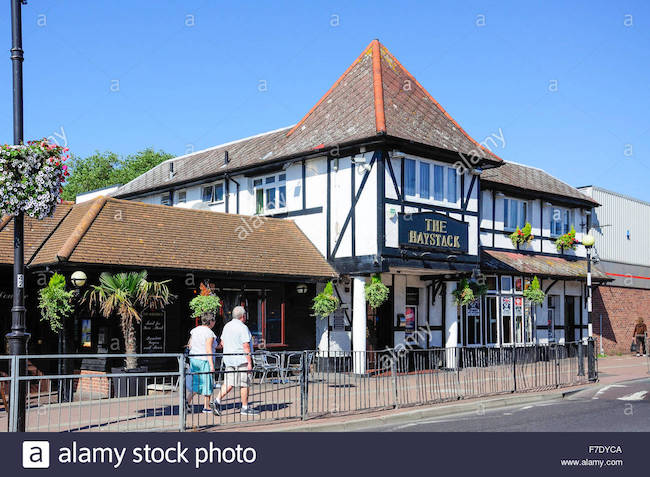 The Haystack Pub, Canvey Island Weekly Quiz Night